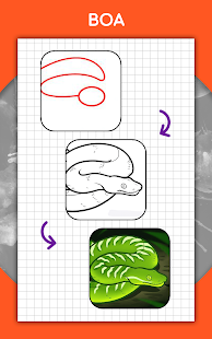 How to draw animals. Step by step drawing lessons 1.5.3 Screenshots 15
