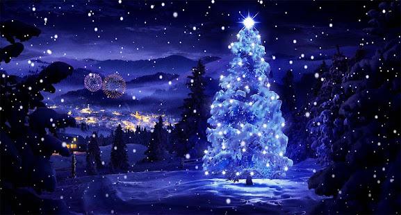 Christmas Tree Live Wallpaper