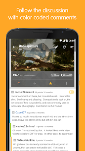 Now for Reddit v5.9.1 build 175 [Pro] [Mod] 3