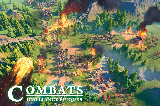 Code Triche Rise of Kingdoms: Lost Crusade (Astuce) APK MOD screenshots 4