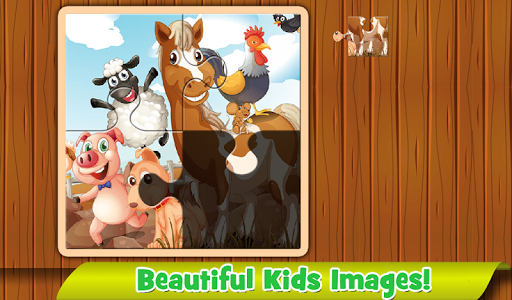 Fun Kids Jigsaw Puzzles for Toddlers apkdebit screenshots 4