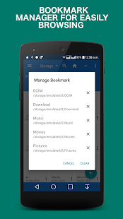 File Manager 2018 Screenshot