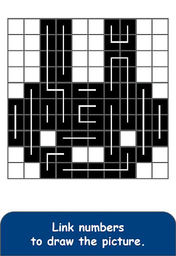 FCross Link-A-Pix puzzles 252 screenshots 2