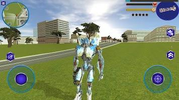 Airplane Robot Transform Robot Transforming Games