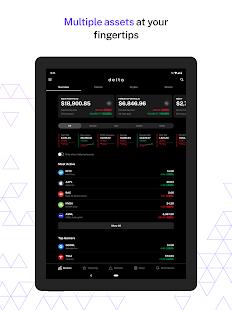 Delta Investment Portfolio Tracker 4.4.1 Screenshots 10