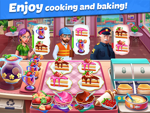 Food Voyage: New Free Cooking Games Madness 2021  Pc-softi 9