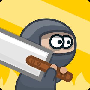 Ninja Shurican: Rage Game