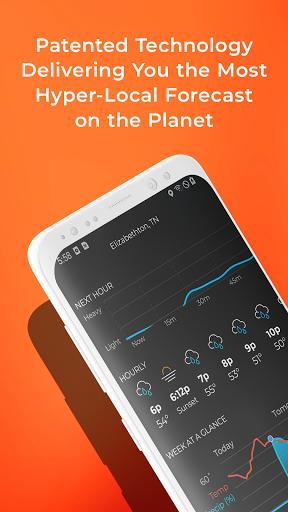 MyRadar Weather Radar android2mod screenshots 2