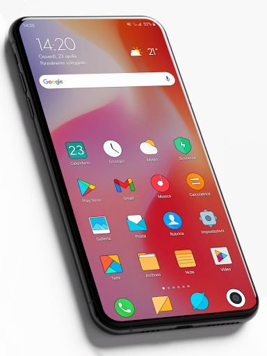 Download APK: MIUl 12 Limitless – Icon Pack vv2.1.6 [Patched]