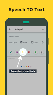 Good Notepad: Notepad, To do, Lists, Voice Memo 3.3.5 Screenshots 6