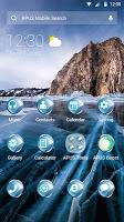 Cold Ice-APUS Launcher theme