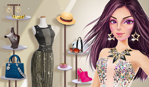 Fashion Battle: Dress up & makeup games for girls apkpoly screenshots 7