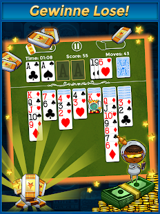 Lucky Solitaire - Original Solitär Kartenspiel Screenshot