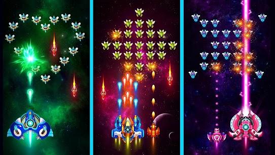 Space shooter – Galaxy attack MOD APK 1.522 (VIP Unlocked, Money) 15