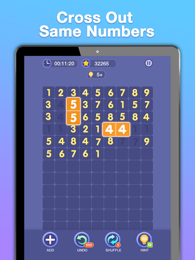 Match Ten - Number Puzzle android2mod screenshots 6