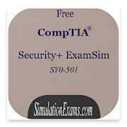 Security+ Exam Simulator