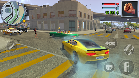 GTS – Gangs Town Story Mod Apk (Unlimited Money) Download 6