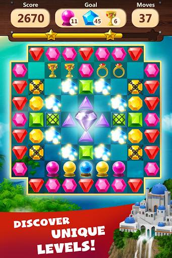 Jewels Planet - Free Match 3 & Puzzle Game 1.2.18 screenshots 3