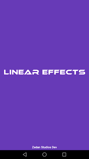 Linear Effects for sketchware  screenshots 1