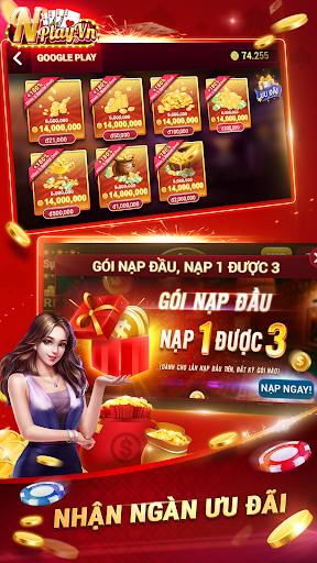 NPLAY: Game Bu00e0i Online, Tiu1ebfn Lu00ean MN, Binh, Poker.. screenshots 5