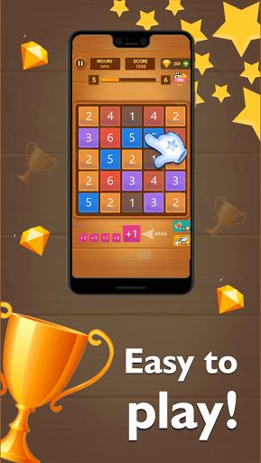 Merge Digits - Puzzle Game 1.0.3 screenshots 5