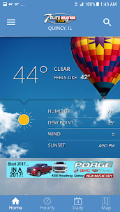 KHQA Weather 5.0.1000 Android Mod APK 2