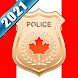 Canada Police Scanner Radio Pro