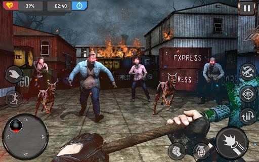 Télécharger Zombie! Dying Island - Survival APK MOD 1