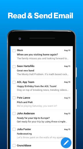 AOL - News, Mail & Video 5.14.0.2 Screenshots 2