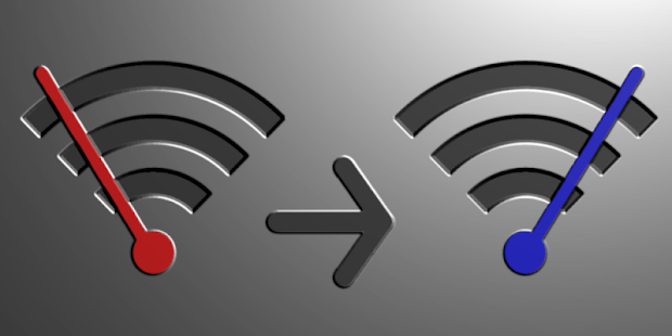 Smart WiFi Selector Trial: best WiFi connection