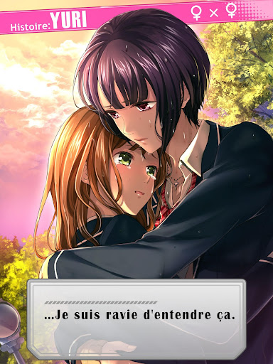 Code Triche Première Histoire d'Amour - Jeu Otome【yaoi・yuri】 (Astuce) APK MOD screenshots 3