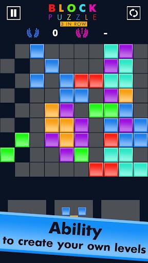Block Puzzle Match 3 Game apktram screenshots 15