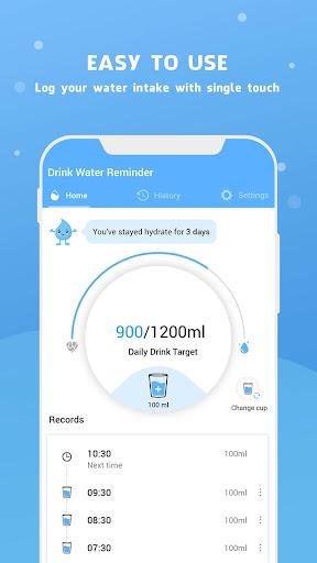 Water Reminder - Remind Drink Water 15.0 Screenshots 9