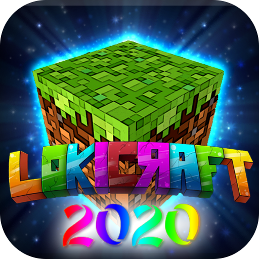 Loki Craft: New Crafting Game
