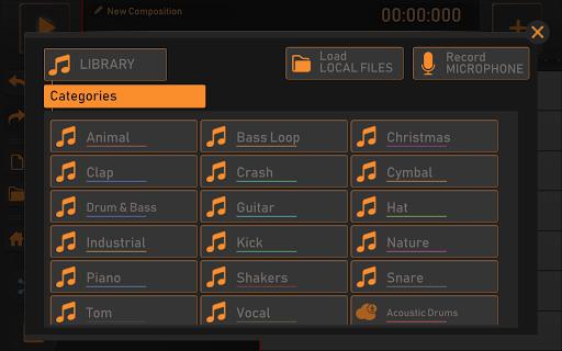 Song Maker - Free Music Mixer  Screenshots 9