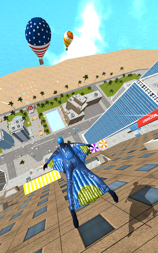 Base Jump Wing Suit Flying 0.9 screenshots 10