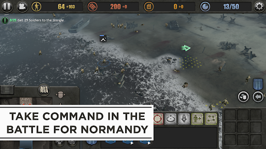 Company of Heroes Apk Mod + OBB/Data for Android. 2
