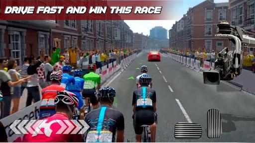 Bicycle Racing 3d : Extreme Racing  screenshots 2