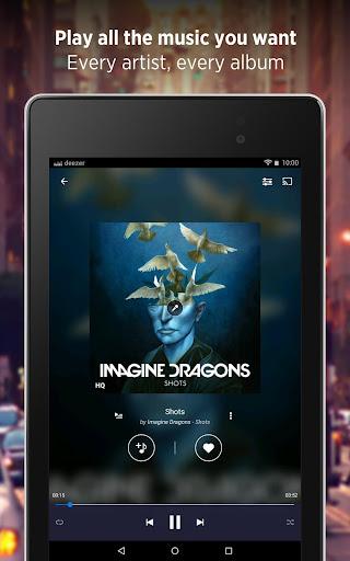 Deezer Music Player: Songs, Radio & Podcasts 6.1.14.99 Screenshots 14