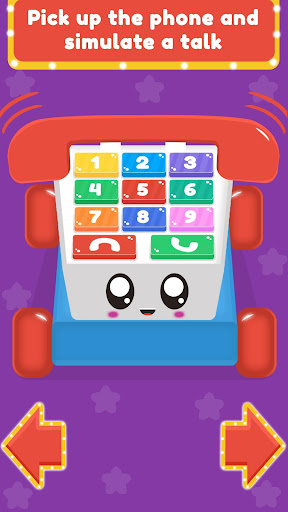 Baby Carphone Toy. Kids game 3.1 updownapk 1