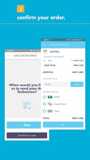 MyHome - Home Service App 2.16.0 Screenshots 4