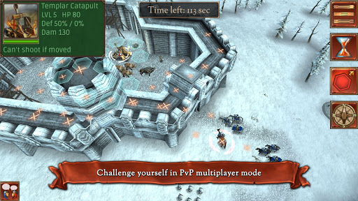 Hex Commander: Fantasy Heroes 4.7 screenshots 6