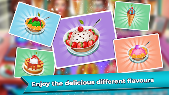 My Ice Cream Shop - Frozen Desserts Cooking Truck Screenshot