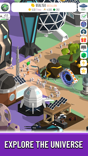 Space Colony: Idle 2.9.7 screenshots 3