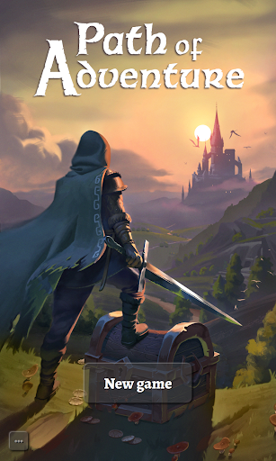 Path of Adventure - Text-based roguelike  screenshots 1