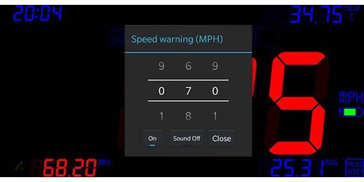 DigiHUD Speedometer 1.5.5 Screenshots 9