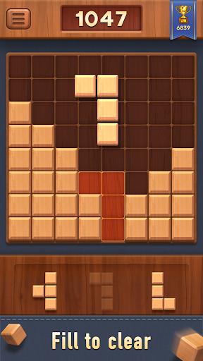 Woodagram - Classic Block Puzzle Game screenshots 1