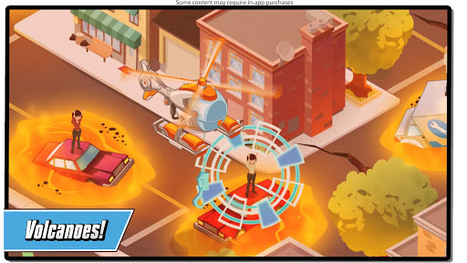 Transformers Rescue Bots: Hero Adventures 2.2 Screenshots 4