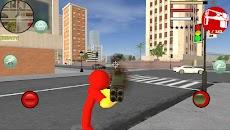 Iron Stickman Rope Hero Gangstar Crimeのおすすめ画像3