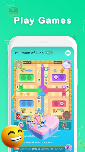 City Party-Ludo Game&Voice Chat 2.0.1 screenshots 2